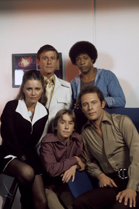 """The Fantastic Journey""Katie Saylor, Ike Eisenmann, Jared Martin, Roddy McDowall, Carl Franklin1977** H.L. - Image 11031_0007"