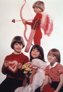 Joey Lawrence, Matthew Lawrence, Soleil Moon Frye, Danny CookseyC. 1984 NBCPhoto By Herb BallMPTV - Image 11043_0001