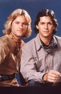 """The Quest""Kurt Russell & Tim Matheson1978Photo By Herb Ball - Image 11055_0001"