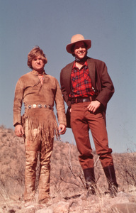 """The Quest""Kurt Russell & Tim Matheson1978 - Image 11055_0005"