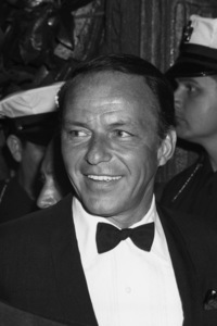 """Frank Sinatra at the premiere of """"Cleopatra""""1963 © 1978 Chester Maydole - Image 11078_0014"""