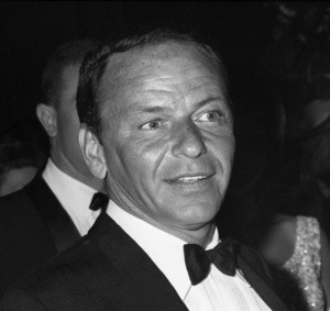 "Frank Sinatra at the premiere of ""Cleopatra""1963 © 1978 Chester Maydole - Image 11078_0015"