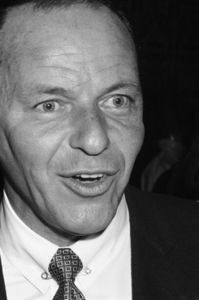 Frank Sinatra at a Coconut Grove opening for his son1964 © 1978 Chester Maydole - Image 11078_0024