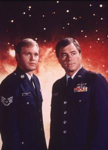 """Project U.F. O.""Caskey Swaim, Edward Winter1978 / NBCPhoto by Herb Ball - Image 11085_0001"