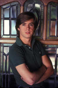 Shaun Cassidy at home July 1980**H.L. - Image 11108_0009