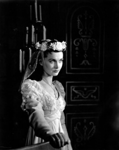 "Vivien LEighFilm Set""Romeo And Julie"" 1938Copyright John Swope Trust / MPTV - Image 1112_0153"