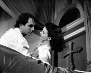 "Laurence Olivier, Vivien LeighFilm Set""Romeo And Juliet"" 1938Copyright John Swope Trust / MPTV - Image 1112_0154"