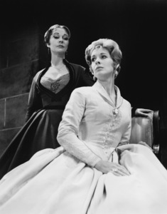 """""""Duel of Angels"""" (stage production)Vivien Leigh, Sally Home 1960** I.V. - Image 1112_0183"""