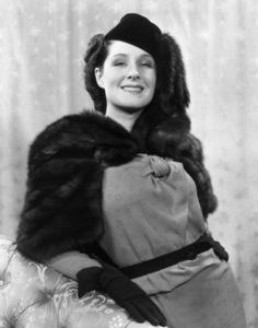 Norma Shearercirca 1936© 1978 James Doolittle / ** K.K. - Image 1114_0967