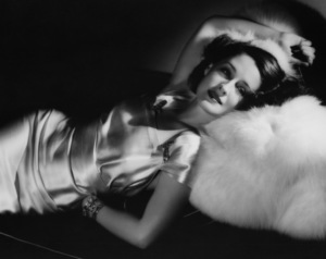 Norma Shearer1934Photo by George Hurrell - Image 1114_0991