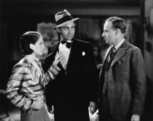 """A Free Soul""Norma Shearer, Clark Gable, Leslie Howard1931 MGM** B.L. - Image 1114_0994"