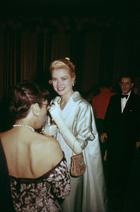 """The 27th Annual Academy Awards"" Grace Kelly 1955 ** I.V."