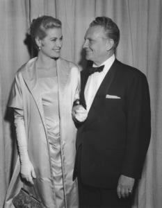 """""""Academy Awards - 27th Annual""""Grace Kelly, Don Hartman1955**I.V. - Image 11156_0019"""