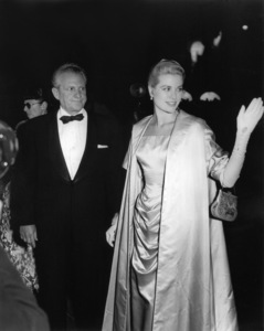 """The 27th Annual Academy Awards""Don Hartman, Grace Kelly1955** I.V. - Image 11156_0020"
