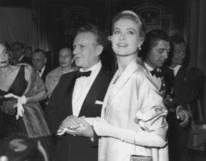 """""""Academy Awards - 27th Annual""""Grace Kelly, Don Hartman1955**I.V. - Image 11156_0021"""