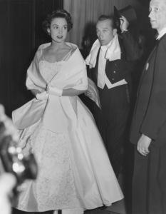 """Academy Awards - 27th Annual""Bing Crosby with wife Kathryn1955**I.V. - Image 11156_0024"