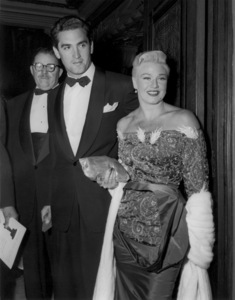 """Academy Awards - 27th Annual""Jacques Bergerac, Ginger Rogers1955**I.V. - Image 11156_0027"