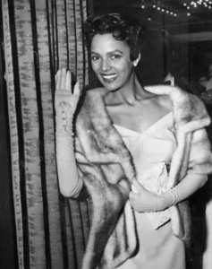 """Academy Awards: 27th Annual""Dorothy Dandridge, nominated for Best Actress for ""Carmen Jones""1955**I.V. - Image 11156_0036"