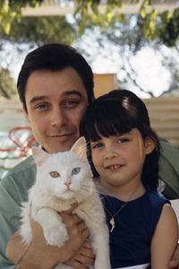 "Michael ""Mickey"" Callan with his daughter Dawn1966© 1978 Gene Trindl - Image 11161_0002"