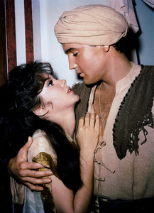 """Harum Scarum""Mary Ann Mobley, Elvis Presley1965 MGM / **I.V. - Image 11163_0004"