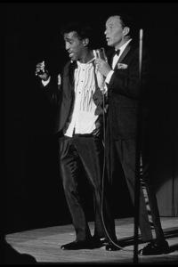 Share Party, 1963. Frank Sinatra, Sammy Davis Jr. © 1978 David Sutton - Image 11165_0001