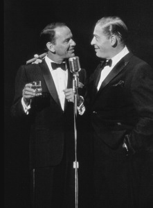 Share Party, c. 1963.Frank Sinatra & Milton Berle © 1978 David Sutton - Image 11165_0004