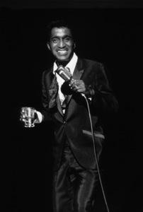 Share Party:Sammy Davis Jr., c. 1965. © 1978 David Sutton - Image 11165_0011