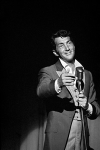 Dean Martin performing at a Share Party1963 © 1978 David Sutton - Image 11165_0020