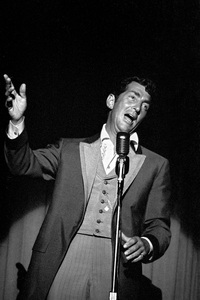Dean Martin performing at a Share Party1963 © 1978 David Sutton - Image 11165_0021