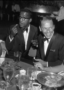 Share Party, 1959.Frank Sinatra, Sammy Davis Jr. © 1978 David Sutton - Image 11167_0001