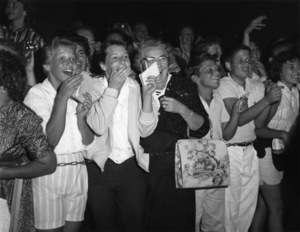 Crowds (Share Party) 1959 © 1978 David Sutton - Image 11167_0030