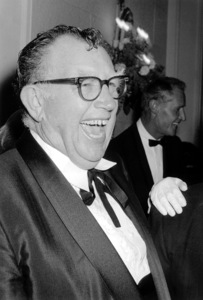 """""""How the West Was Won"""" Premiere Andy Devine 1962 © 1978 Chester Maydole - Image 11171_0010"""