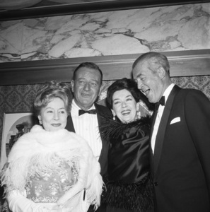 """How the West Was Won"" (Premiere)John Wayne, Rosalind Russell, James Stewart1962© 1978 David Sutton - Image 11171_0013"