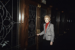 Maude Chasen at Chasen