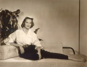 Doris Duke1953 © 1978 Wallace Seawell - Image 11209_0026