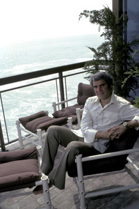 Rich Little at his home in Malibu, CA1978 © 1978 Gene Trindl - Image 11210_0024