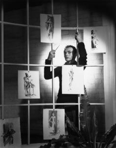 Rudi Gernreich1951© 1978 Wallace Seawell - Image 11212_0016