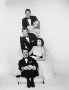 The Skylarks (Gilda Maiden, George Becker, Carol Lonibard, Earl Brown)1957 © 1978 Wallace Seawell - Image 11233_0002