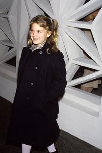 Drew Barrymorecirca 1980s© 1980 Gary Lewis - Image 11262_0006