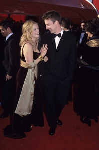 "Drew Barrymore and Edward Norton at ""The 71st Annual Academy Awards""1999© 1999 Gary Lewis - Image 11262_0007"