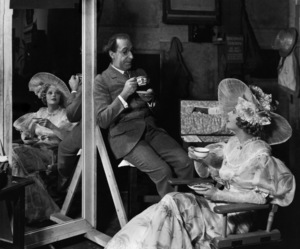 Marion Davies and Ed Wynncirca 1927 - Image 1127_0658
