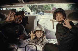 """Private Benjamin""Hal Williams, Lorna Patterson, Eileen Brennan1981© 1981 David Sutton - Image 1128_0036"