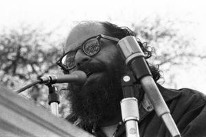 Allen Ginsberg in Seattle, Washington1967 © 1978 Ulvis Alberts - Image 11327_0006