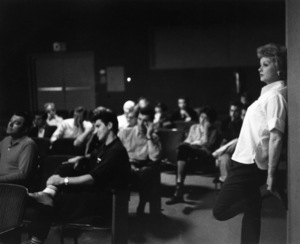 Lucille Ball at a Desilu workshop circa 1960s© 1978 David Sutton - Image 1135_0003