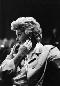 Lucille Ball at a Desilu workshop circa 1960s© 1978 David Sutton - Image 1135_0004