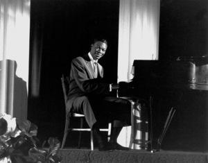 "Nat King Cole""St. Louis Blues"" 1958 © 1978 Bill Avery - Image 1138_0004"