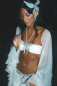 """Grammy Awards"" 1974Cher © 1978 Kim Maydole Lynch - Image 11459_0005"