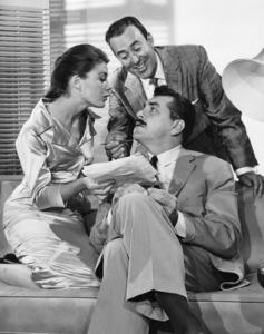 """Playhouse 90"" (Episode: Topaze)Sheree North, Carl Reiner, Ernie Kovacs1957Photo by Gabi Rona - Image 11477_0002"