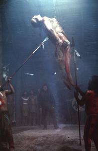 """A Man Calle Horse,"" Richard Harris1970 Cinema Center © 1978 Mel Traxel - Image 11481_0001"