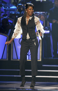 Natalie Cole performing live at the Kodak Theater in Hollywood for an Aretha Franklin Tribute 2006© 2006 Michael Jones - Image 11486_0008